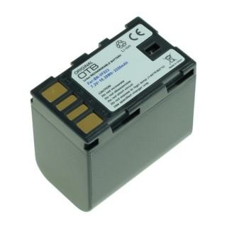Baterija BN-VF823 za JVC GR-D720 / GZ-HM1 / GZ-HD3, 2250 mAh