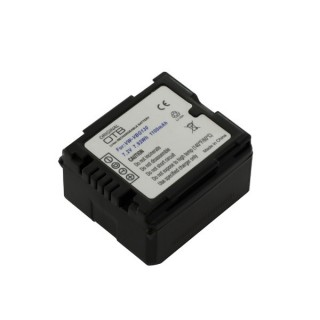 Baterija DMW-BLA13 za Panasonic HDC-H28 / HDC-SX5 / VDR-D50, 1100 mAh