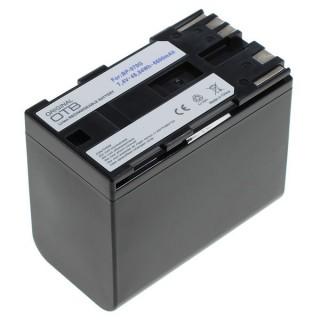 Baterija BP-970G za Canon C2 / DM-MV1 / V40 / XH A1 / XM1, 6600 mAh