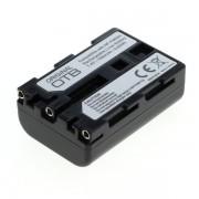Baterija NP-FM50 za Sony CCD-TRV106K / CCD-TRV108, 1300 mAh