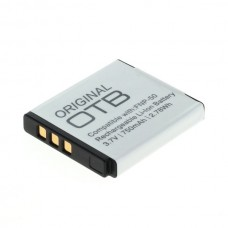 Baterija NP-50 za Fuji FinePix F500 / F600, 750 mAh