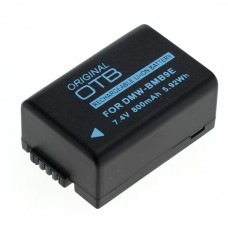 Baterija DMW-BMB9E za Panasonic Lumix DMC-FZ45 / DMC-FZ62 / DMC-FZ100, 800 mAh
