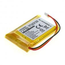 Baterija za Sennheiser Wireless System DW 800 / TomTom One V1, 1250 mAh