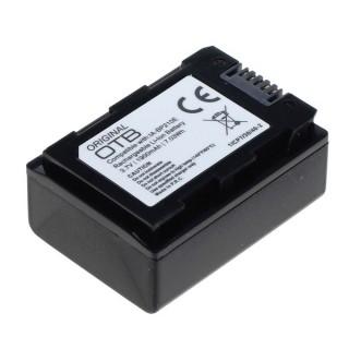 Baterija IA-BP210E za Samsung HMX-S10 / HMX-H200 / SMX-F40, 1800 mAh