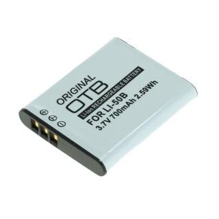 Baterija LI-50B za Olympus mju 1010 / SP-720 / Stylus TG-830, 700 mAh