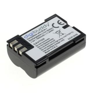 Baterija PS-BLM1 za Olympus E-1 / E-300 / E-500 / Camedia C-7070, 1600 mAh