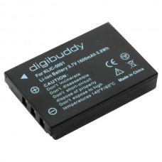 Baterija KLIC-5001 za Kodak Easy Share DX6490 / DX7440 / DX7590, 1600 mAh
