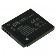 Baterija DMW-BCK7 za Panasonic Lumix DMC-FS16 / DMC-FT20 / DMC-SZ1, 700 mAh