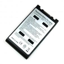 Baterija za Toshiba DynaBook Satellite J60 / K10 / Qosmio E10 / F10 / Tecra A1 / A8, 4400 mAh