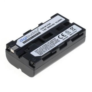 Baterija NP-F550 / NP-F750 za Sony CCD-RV100 / CCD-RV200, 2600 mAh