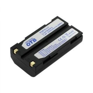Baterija D-LI1 za Pentax EI-2000 / HP PhotoSmart 912, 2200 mAh