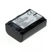 Baterija NP-FH50 / NP-FP50 za Sony DSC-HX1 / DSLR-A230 / DCR-HC20, 700 mAh