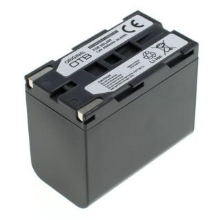 Baterija SB-L480 za Samsung SC-D180 / VM-A110 / VP-M50, 6000 mAh