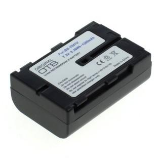 Baterija BN-V607 za JVC DV3U / GR-DV3 / GR-DVY, 1300 mAh