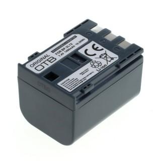 Baterija BP-2L12 za Canon MV3 / MV900 / HV20, 1400 mAh