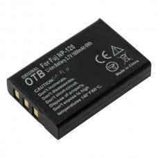 Baterija NP-120 za Fuji FinePix F630 / Pentax Optio 450 / Optio MX4, 1600 mAh