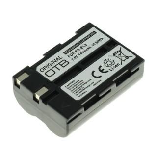 Baterija EN-EL3 za Nikon D50 / D70 / D70S / D100, 1400 mAh