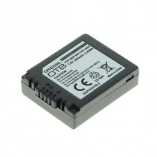 Baterija CGA-S002 za Panasonic Lumix DMC-FZ1 / DMC-FZ5 / DMC-FZ20, 520 mAh