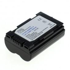 Baterija CGR-S602 za Panasonic Lumix DMC-LC1 / DMC-L1 / DMC-LC5 / DMC-LC40, 1500 mAh