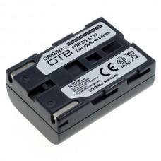 Baterija SB-L110 za Samsung SC-D130 / VP-D20 / VP-D75, 1200 mAh