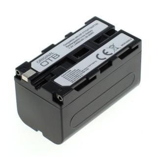 Baterija NP-500 / NP-F550 za Sony CCD-RV100 / CCD-RV200, 4400 mAh