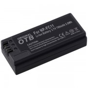Baterija NP-FC10 / NP-FC11 za Sony DSC-P2 / DSC-P8 / DSC-V1 / DSC-F77, 700 mAh