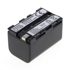Baterija NP-FS20 / NP-FS21 za Sony CCD-CR1 / DCR-PC1 / DSC-F55K, 2600 mAh