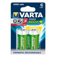 Varta Power Accu baterija Baby / C, 2 kos