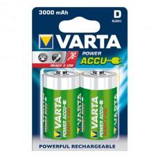 Varta Power Accu baterija Mono / D, 2 kos