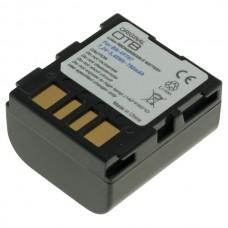 Baterija BN-VF707 za JVC GZ-MG505 / GR-D250 / GR-X5, 750 mAh