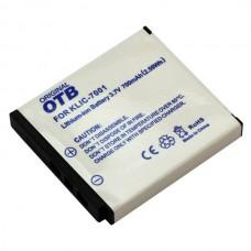 Baterija KLIC-7001 za Kodak Easy Share M320 / V550, 700 mAh