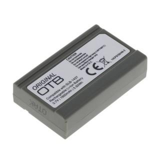 Baterija SLB-1437 za Samsung Digimax V3 / V4 / V5 / V6 / V40 / V50 / V70 / V4000, 1600 mAh