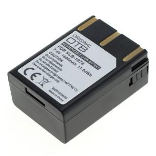 Baterija SLB-1974 za Samsung Digimax Pro 815, 1600 mAh