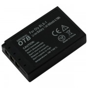 Baterija PS-BLS1 za Olympus D-SLR E-400 / E-600 / Pen E-P1, 900 mAh