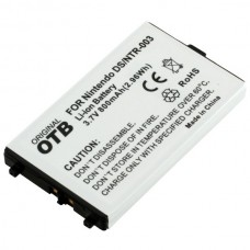 Baterija za Nintendo DS, 800 mAh