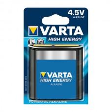 Varta High Energy baterija 4,5V / 3LR12, 1 kos