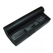 Baterija za Asus Eee PC 1000 / 1000H / 901 / 904, črna, 6600 mAh