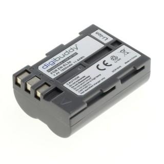 Baterija EN-EL3 za Nikon D50 / D70 / D70S / D80, 1600 mAh