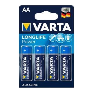 Varta High Energy baterija AA, 4 kos