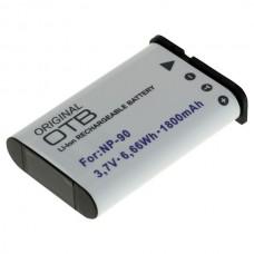 Baterija NP-110 / BN-VG212 za Casio Exilim EX-Z2000 / EX-Z2300 / JVC Everio GZ-V500 / GZ-VX700, 900 mAh