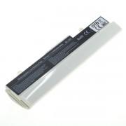 Baterija za Asus Eee PC 1001 / 1001H, bela, 4400 mAh