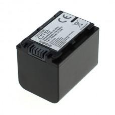 Baterija NP-FV70 za Sony DCR-DVD103 / DCR-DVD105 / DCR-DVD106, 1500 mAh