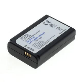 Baterija BP1310 za Samsung NX5 / NX10 / NX20 / NX100, 1000 mAh