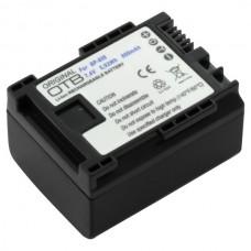 Baterija BP-808 za Canon FS10 / HF10 / HF100 / Legria HF-G10 / HF-S100, 800 mAh