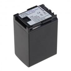 Baterija BP-827 za Canon Legria HF-10 / HF-G10 / HF-S10, 2400 mAh