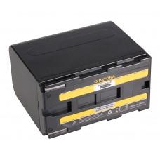 Baterija BP-945 za Canon E1 / DM-MV1 / V40, 6000 mAh