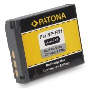 Baterija NP-FR1 za Sony Cybershot DSC-G1  / DSC-P200 / DSC-V3, 1220 mAh