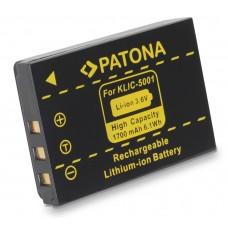 Baterija KLIC-5001 za Kodak Easy Share DX6490 / DX7440 / DX7590, 1700 mAh
