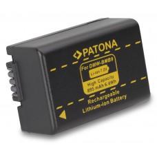 Baterija DMW-BMB9E za Panasonic Lumix DMC-FZ45 / DMC-FZ62 / DMC-FZ100, 895 mAh
