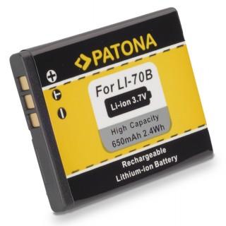 Baterija LI-70B za Olympus D-700 / FE-5040 / VG-160, 650 mAh
